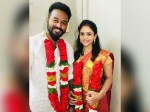 Anchor Manimegalai Got Registered Marriage