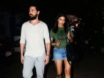 Shruti Haasan Her Boyfriend Spotted At Mumbai