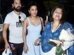 Shruti Introduces Boyfriend Mother