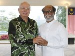 Malaysian Pm Describes Rajini As Thalaiva