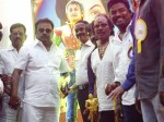 Vijayakanth Unveils Mgr Statue At Pro Union Funtion
