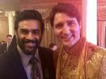 Madhavan Meets Tamils Favourite Pm Trudeau