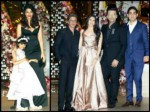 Bollywood Celebs Attend Akash Ambani S Engagement Bash