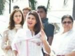 Fans Slam Jacqueline Smiling At Sridevi S Funeral