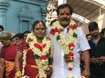 Comedian Muniskanth Marries Thenmozhi