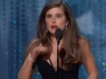 Rachel Shenton Oscar Speech Is Impressive