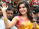Samantha Goes A Tour With Her Husband
