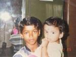Childhood Pictures Vijay