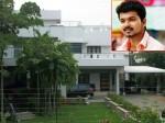 Vijay Vacates Neelankarai House