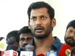 Vishal Announces Film Release