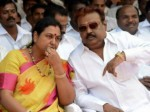 Premalatha Promises Vijayakanth Will Come Back Again
