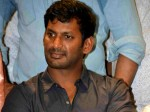 Vishal Attends Audio Launch Varalaxmi