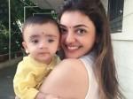 Kajal Agarwal Posts Nephew S Photos On Instagram