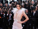 Kendall Jenner S See Through Gowns At Cannes Film Festival