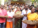 Raghava Lawrence S Mothers Day Celebration