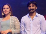 I M Always Touch With Dhanush Huma Qureshi