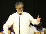 Protest Sa Chandrasekhar Takes Dig At Rajini