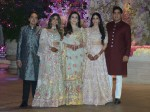 Bollywood Celebs Attend Akash Ambani S Engagement Function