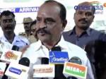 Producers Meet Minister Kadammbur Raju
