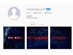 Shradha Instagram Account Hacked