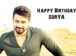 Suriya Turns 43 Today