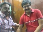 Vivek Wishes Vijayakanth