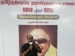 Nadigar Sangam Pays Tribute Karunanidhi