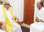 Karunanidhi No More Rajinikanth Condoles