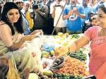 Samantha Turns Vegetable Seller A Good Casuse