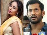 Sri Reddy Gets Tamil Movie Offers