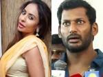 Sri Reddy Gets Tamil Movie Offers