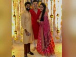 Ss Rajamouli S Son Gets Engaged Pooja Prasad