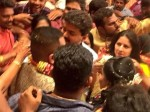 Vijay Flooded Fans Crowd