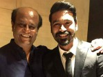 Will Rajini Say Yes Dhanush