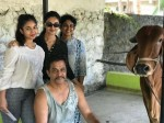 Daughters Give Special Birthday Gift Arjun
