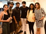 Former Bb 2 Contestants Watch Ccv With Simbu