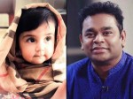 Adnan Sami S Cute Little Daughter Fixes Ar Rahman S Grumpy Mood