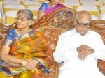 Director K Balachander S Wife No More