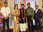 Celebs Attend Suja Varunee Shiva Kumar Wedding Reception