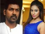 Sri Reddy Supports Raghava Lawrence