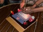 Tv Missing Sarkar Success Party Cake