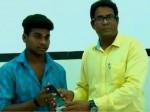 Sivakumar Gives New Mobile Madurai Youth