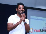Actor Vishal About Women Safety