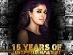 Fans Celebrate 15yearsofnayanism