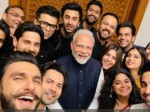 Bollywood Selfie Netizens Blast Modi