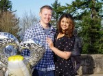 Richa Gangopadhyay Engaged A Foreigner