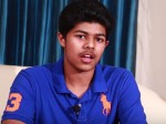 Vijay S Son Turns Interviewer