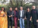 st Grammy Awards A R Rahman Photo Goes Viral