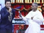 Ilaiyaraaja 75 Isaignani Sings While Ar Rahman Plays Keyboad