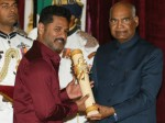 Prabhu Deva Mohanlal Shankar Mahadevan Receive Padma Awards